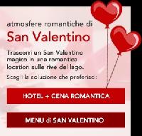 San Valentino 2019 in Hotel sul lago di Piediluco vicino Terni Foto