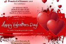 San Valentino a Terni: Pensieri d'amore 2019 Foto