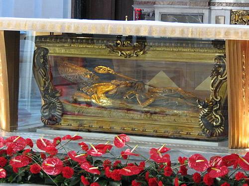 San Valentino santo patrono di Terni